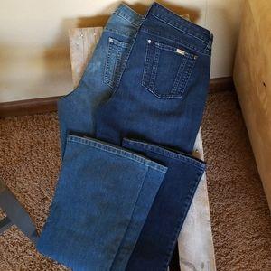 Bundle of j.lo jeans